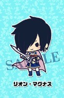 Tales of Friends Leon Magnus Destiny Rubber Phone Strap Vol. 5