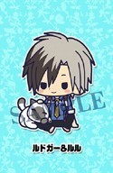 Tales of Friends Ludger Will Kresnik and Lulu Xillia 2 Rubber Phone Strap Vol. 5