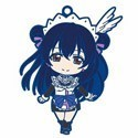 Love Live Umi Maid Ver. Nendoroid Plus Vol. 04 Phone Straps