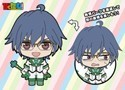 Cute High Earth Defense Club Love! Kimegawa Atsushi Picktam Phone Strap
