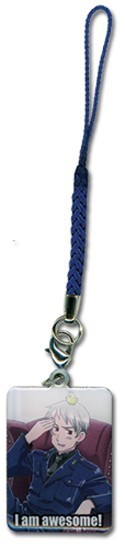 Hetalia Axis Powers Prussia Phone Strap