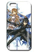 Sword Art Online Kirito and Asuna IPhone 5 Phone Case