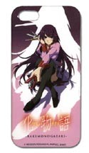 Bakemonogatari Senjogahara Iphone 5 Cell Phone Case