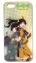 Nisemonogatari Twins Iphone 5 Cell Phone Case