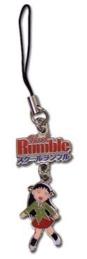 School Rumble Tenma Love Struck Cell Phone Hang