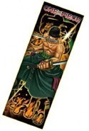One Piece 5' Zoro New World Body Pillow