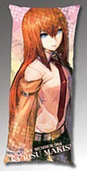 Steins;Gate 4' Makise Kurisu Body Pillow
