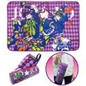 Jojo's Bizarre Adventure Joseph and Caesar Blanket 70x100 cm