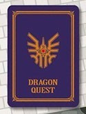 Dragon Quest Book Cover Microfiber Blanket