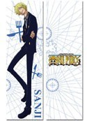 One Piece 4' Sanji Body Pillow