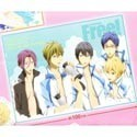 Free! - Iwatobi Swim Club Line Up Microfiber Blanket