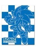 Sonic the Hedgehog Sonic Fleece Throw Blanket