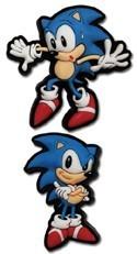 Sonic Classic Sonic 2 pin Set