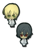Vampire Knight Kaname and Takuma SD Pin Set