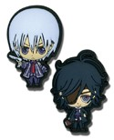 Vampire Knight Zero and Togo SD Pin Set