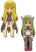 Negima! Master Negi Magi Eva and Cha Cha Pin Set