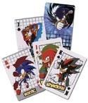 Sonic Poker Cards