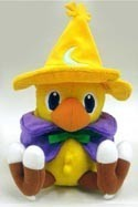 Final Fantasy 8'' Chocobo Black Mage Plush