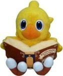 Final Fantasy 8'' Chocobo Plush