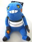 Pokemon 5'' Croagunk Plush