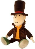 Professor Layton 10'' Plush