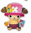 One Piece Happy Birthday Chopper 6'' Chopper Plush Mikan
