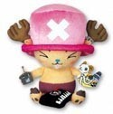 One Piece Happy Birthday Chopper 6'' Chopper Plush Going Merry