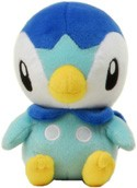 Pokemon 8'' Piplup Plush