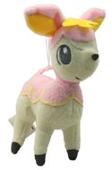 Pokemon 8'' Deerling Plush Banpresto