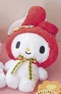 Sanrio 14'' My Melody Red Plush