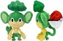 Pokemon 10'' Pansage B&W Reversible Plush Series 2