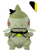 Pokemon 6'' Halloween Axew Plush