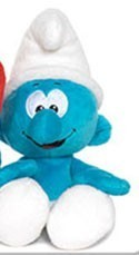 Smurfs 5'' Regular  Bean Bag Plush