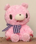 Gloomy Bear 10'' Pink Grizzly Plush