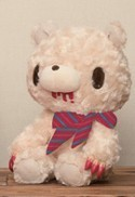 Gloomy Bear 10'' Vanilla Grizzly Plush
