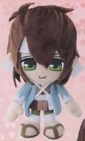 Hakuouki 8'' Okita Prize Plush