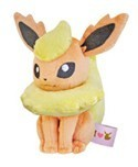 Pokemon 5'' Flareon Plush I Love Eievui E