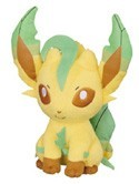 Pokemon 6'' Leafeon Prize Plush