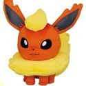 Pokemon 6'' Flareon Prize Plush