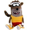 Regular Show 8'' Rigby Plush