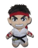 Street Fighter 8'' Ryu Plush