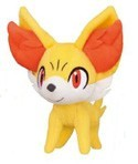 Pokemon X&Y 6'' Fennekin Prize Plush