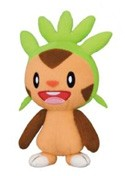 Pokemon X&Y 6'' Chespin Plush