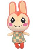 Animal Crossing 8'' Bunnie Plush
