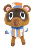 Animal Crossing 6'' Timmy Plush
