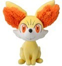 Pokemon 8'' Fennekin Takara Tomy Plush