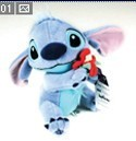 Lilo and Stitch 6'' Stitch Plush