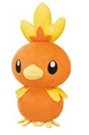 Pokemon 12'' Torchic Banpresto Prize Plush