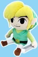 Zelda 8'' Link Plush