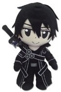 Sword Art Online 8'' Kirito Plush